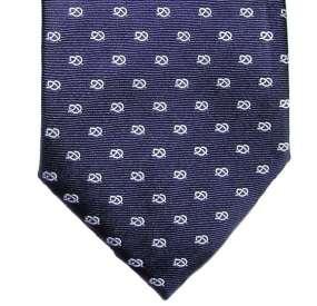 Cravatta nodo bianco
