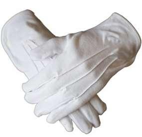 Due paia guanti per iniziazione