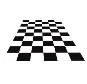 Squared Floor 2 x 1,25