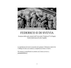 Federico II di Svevia,...