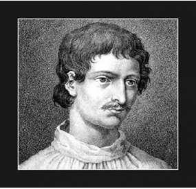 Il Candelaio, Giordano Bruno